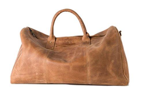 holzrichter berlin no 13 1 gro e weekender reisetasche braun weekender bag. Black Bedroom Furniture Sets. Home Design Ideas