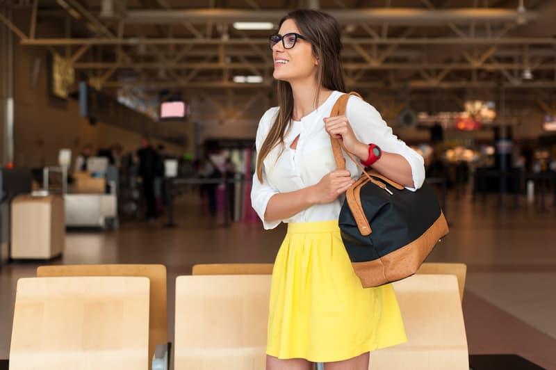 Wochenendtrip mit Stil Reisetasche packen