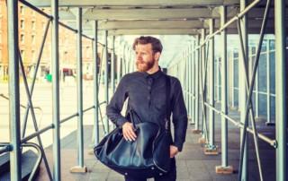 Taschen Trends für Herren in 2018