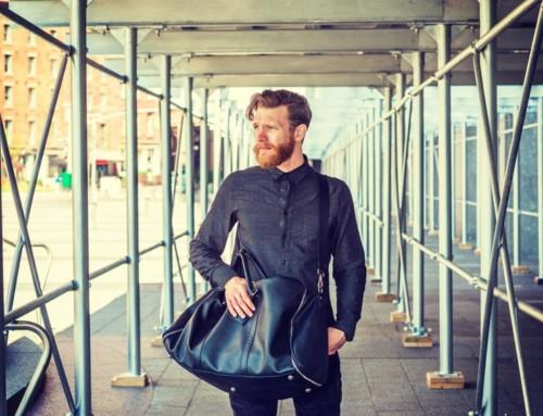 Taschen-Trends 2018 für Männer – das muss Mann tragen