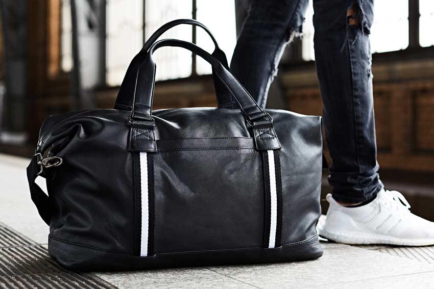 Taschen-Trends für Herren der Weekender